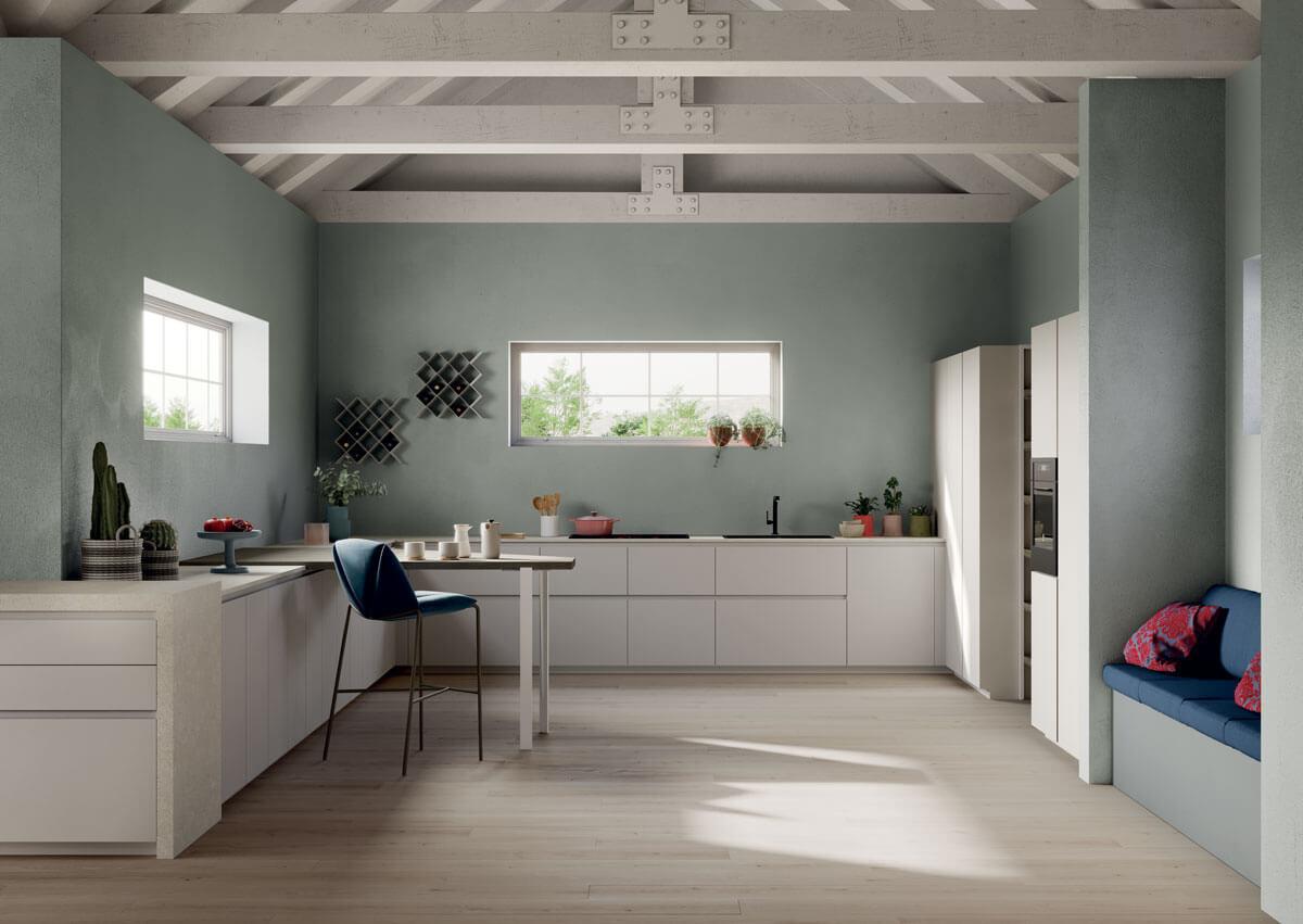 Cuisine-aménagement-meubles-Italien