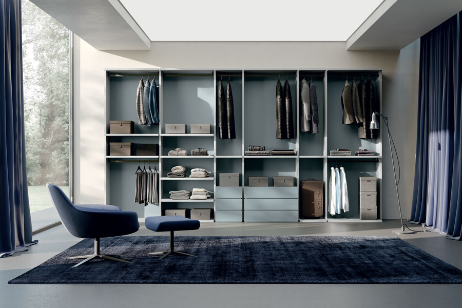 Chambre-Rangement-Casa-Zecchinon-Loft-Moderne